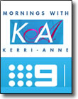 Mornings with Kerrie-Anne on Channel 9